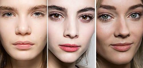 Картинки по запросу модный макияж брови 2017